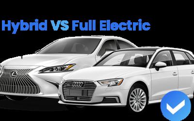 Hybrid vs Full Electric Cars