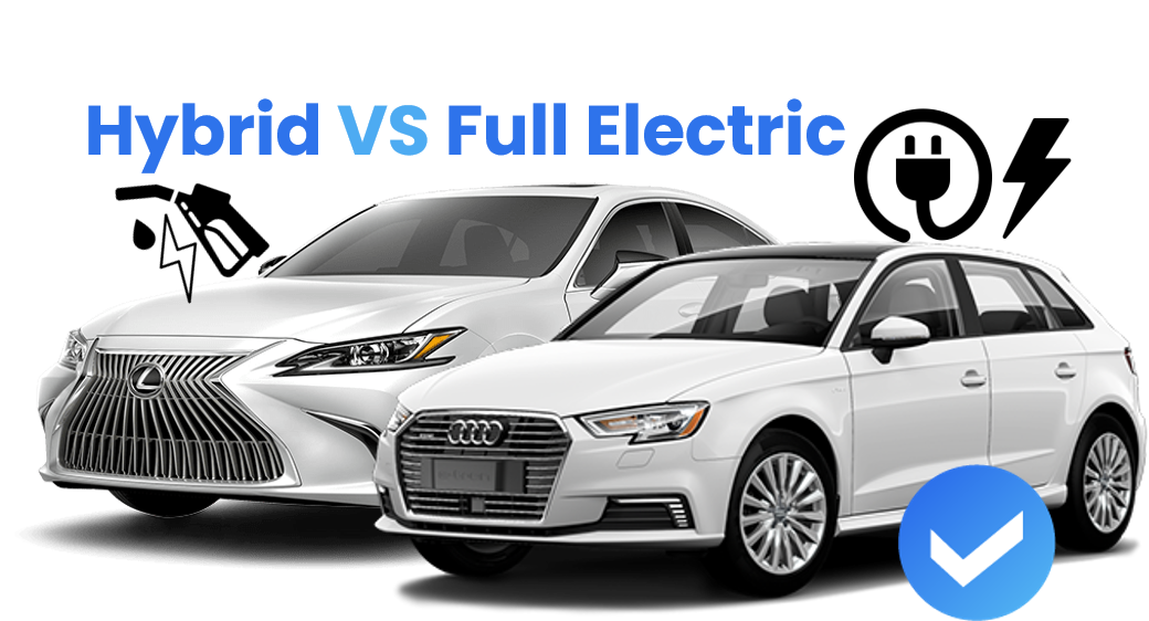 Hybrid Vs Full Electric Cars