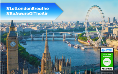 Ultra Low Emission Zone (ULEZ) – #BeAwareOfTheAir